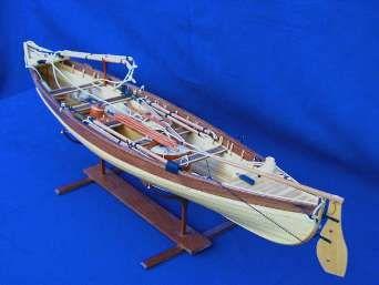 Whaleboat.  model ship building