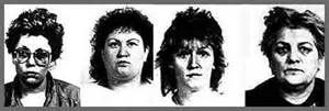 Maria Gruber, Irene Leidolf, Stephanija Meyer, and Waltraud Wagner made up one of the most unusual crime teams in 20th Century Europe. The four Austrian women were nurses working at Lainz General Hospital in Vienna, and together murdered scores of patients.  Wagner, 23, was the first to kill a patient with an overdose of morphine in 1983. She discovered in the process that she enjoyed playing God and holding the power of life and death in her hands. She recruited Gruber, 19, and Leidolf, 21…