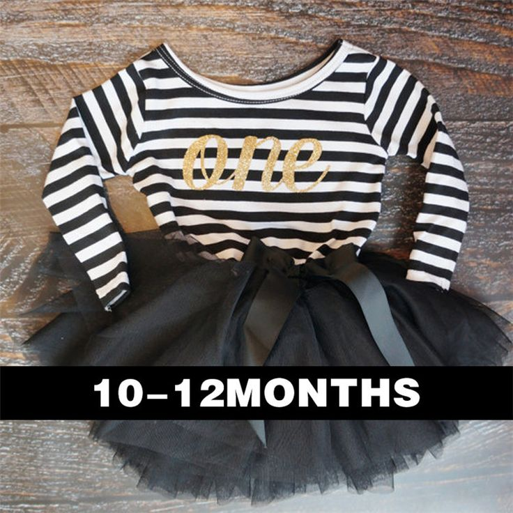 Long Sleeve Baby Girl Dress Princess 2017 Toddler Girls Clothes Tutu Baby Dresses For 1-2 Years Birthday Party Children Clothing