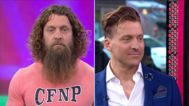 Amazing transformation! Watch one man get totally made over for Valentine's Day: http://abcn.ws/1zBlPsu