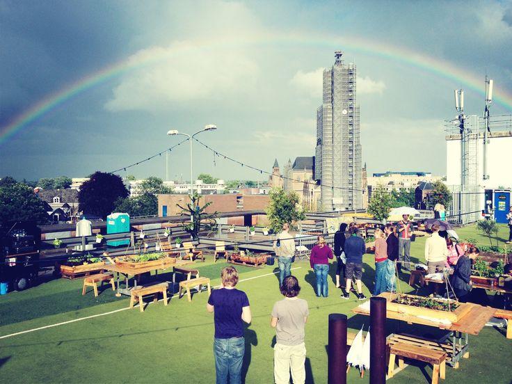 Roof Garden Arnhem