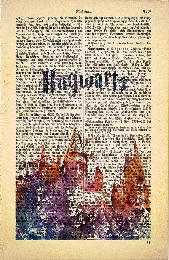 Hogwarts, Harry Potter Dictionary Print ▬▬▬▬▬▬▬▬▬▬▬▬▬▬▬▬▬▬▬▬▬▬▬ BUY 2 GET 1…