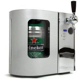 On Tap, At Home: Kitchen Countertop Beer & Alcohol Dispensers   Apartment Therapy
