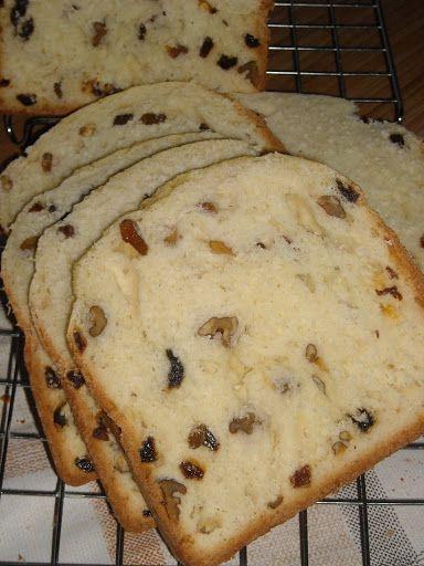 smaki i aromaty: Bułka drożdżowa z maszyny do chleba