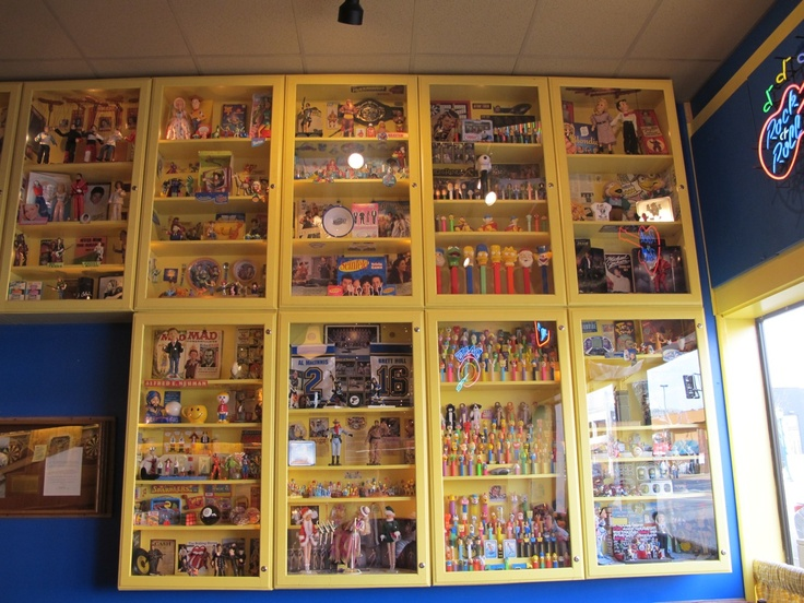 Just a small sampling of our HUGE pop-culture collection!
