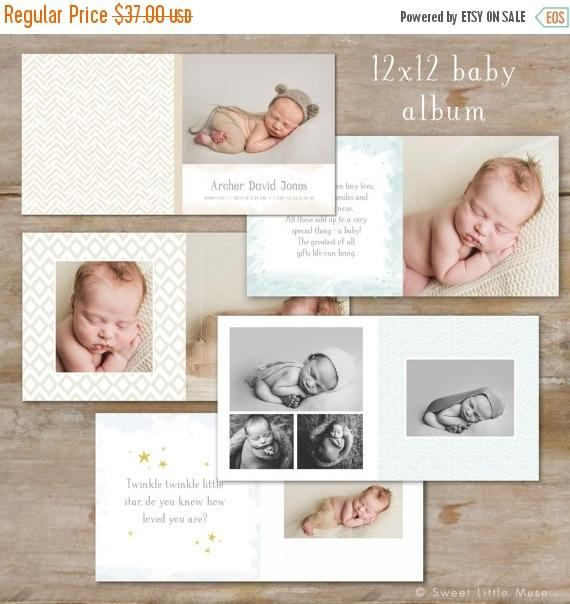 This gorgeous album features a whimsical watercolor theme with photo masks for easy photo insertion. - 12x12 - 250 dpi - This album was designed using spreads - 10 spreads = 20 pages - Front and Back cover - 11 layered Photoshop Files - Can easily change to 5x5, 10x10, etc. - Customizable colors and text - Photo masks for easy photo insertion This album template was created for professional Photographers to use in their marketing. This template must not be shared, sold or distributed i...