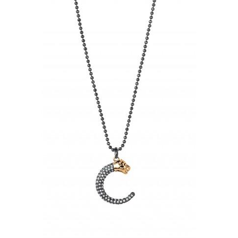 Stella & Dot Panther Pendant Necklace a favorite of Kelly Ripa