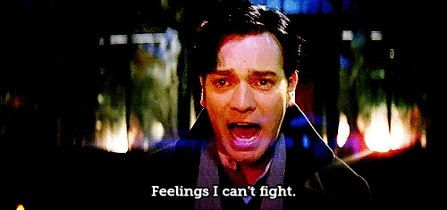 I love the song Roxanne in Moulin Rouge because Ewan McGregor is amazing in it