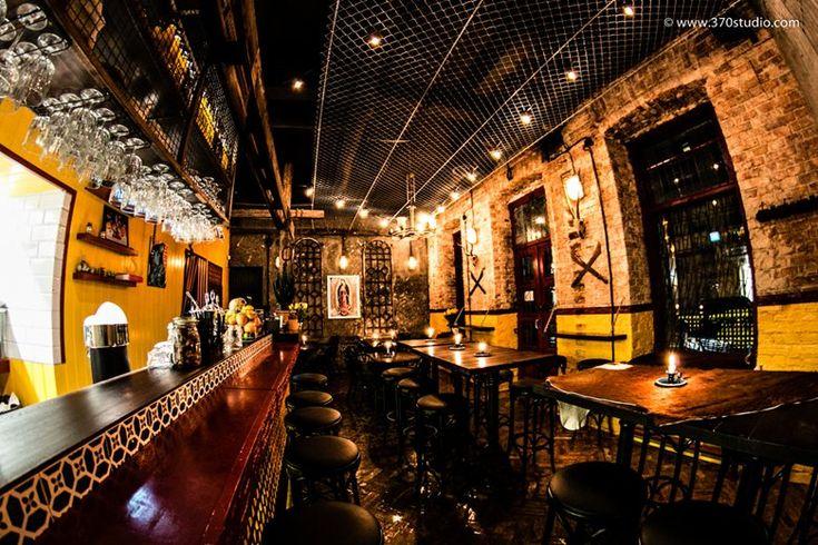 La Sirena: The Mexican Food Cartel, Warsaw, 2016 - 370studio