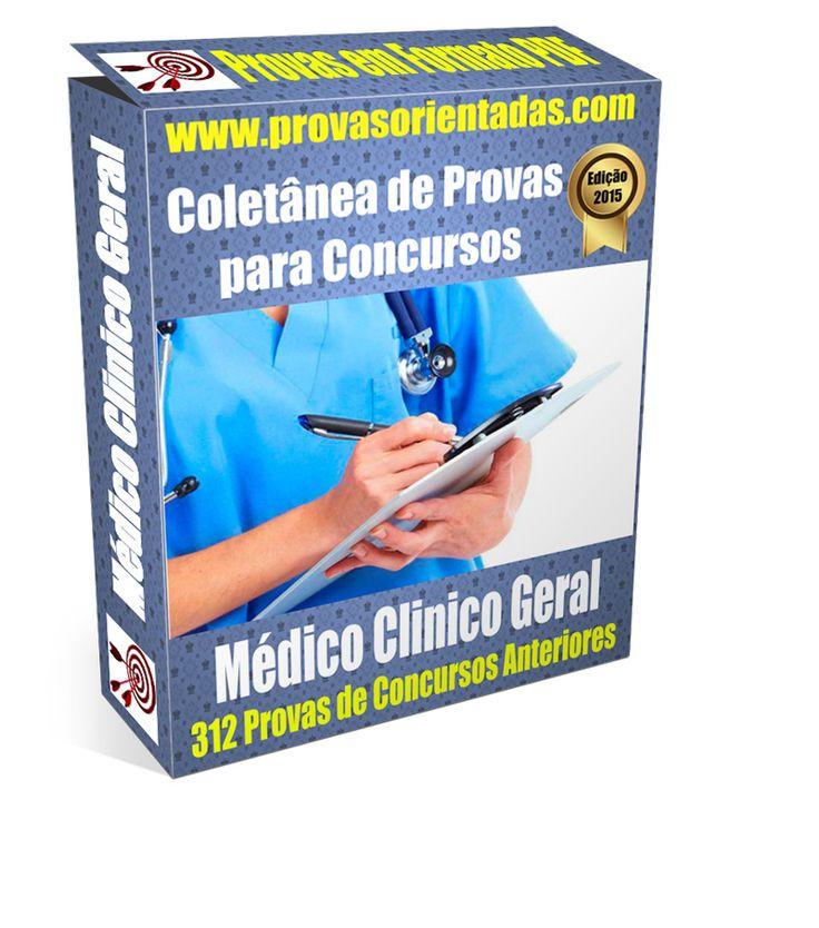 Coletânea de Provas para Concurso - Médico Clinico Geral