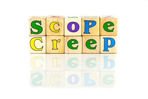 You are such a Scope Creep - http://www.liontreegroup.com/branding-and-identity/you-are-such-a-scope-creep/