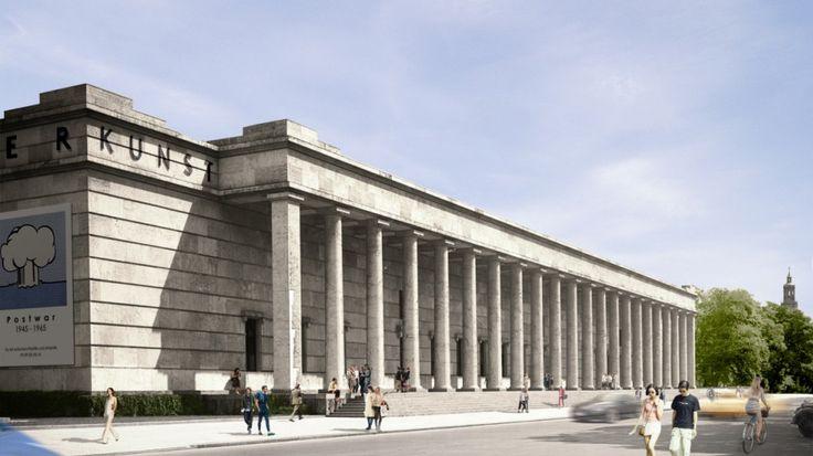 Eine neue Chance für das Münchner Haus der Kunst - München - Süddeutsche.de