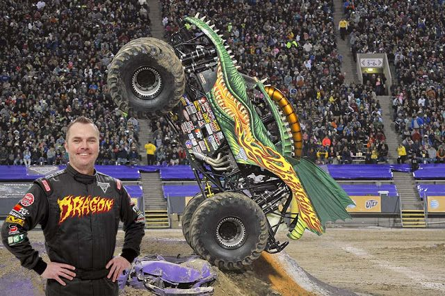 Monster Jam - Monster truck,trucks,monster truck,monster trucks,Monster Jam shows: Scott Liddycoat