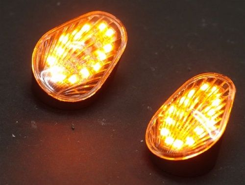 Mad Hornets - Front Indicators Flush Mount LED Turn Signals Yamaha YZF R6 (03-05), YZF R6S (06-07) Smoke or Clear, $19.99 (http://www.madhornets.com/front-indicators-led-turn-signals-for-yamaha-yzf-r6-03-05-yzf-r6s-06-07-smoke-or-clear/)