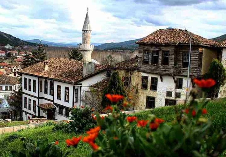 Historical Houses-Taraklı-Sakarya-Turkiye