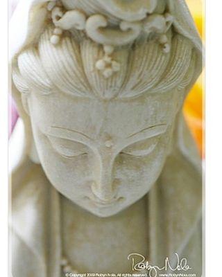 Vrouwelijke Boeddha.