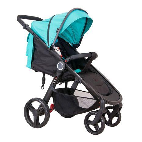 Accesorii bebelusi :: Carucioare copii :: Carucioare sport :: Carucior sport Joggy albastru Coletto