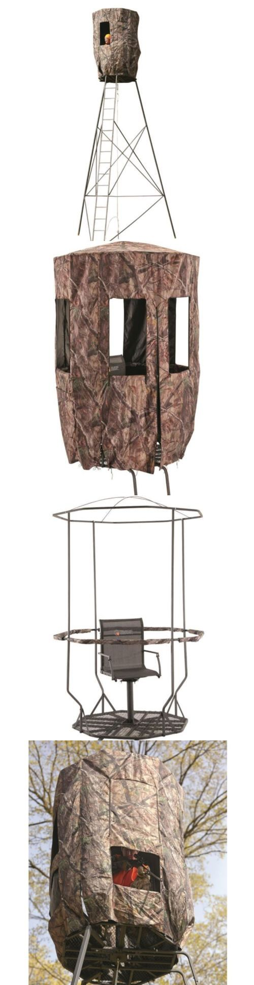 Blinds 177910: 20 Tripod Stand Blind Enclosure Window Shooting Hide Coverage Deer Game Hunting -> BUY IT NOW ONLY: $111.97 on eBay!