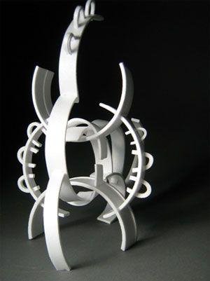 styrofoam cup sculpture - Recherche Google