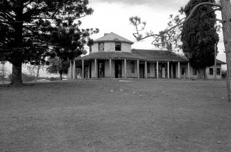 Bungarribee house, Eastern Creek (Doonside) , January 1954