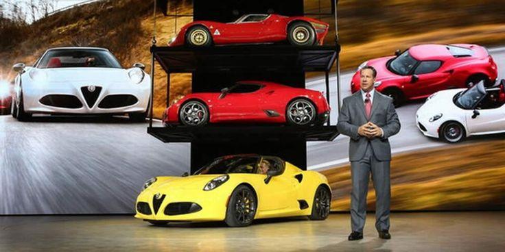 Alfa Romeo 4C Coupe: Price & Specs | Alfa Romeo Canada