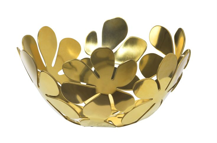 Stockholm Bowl Brass Color Gold Melissa S Treasure Trove Ikea Stockholm Ikea Furniture Dishes