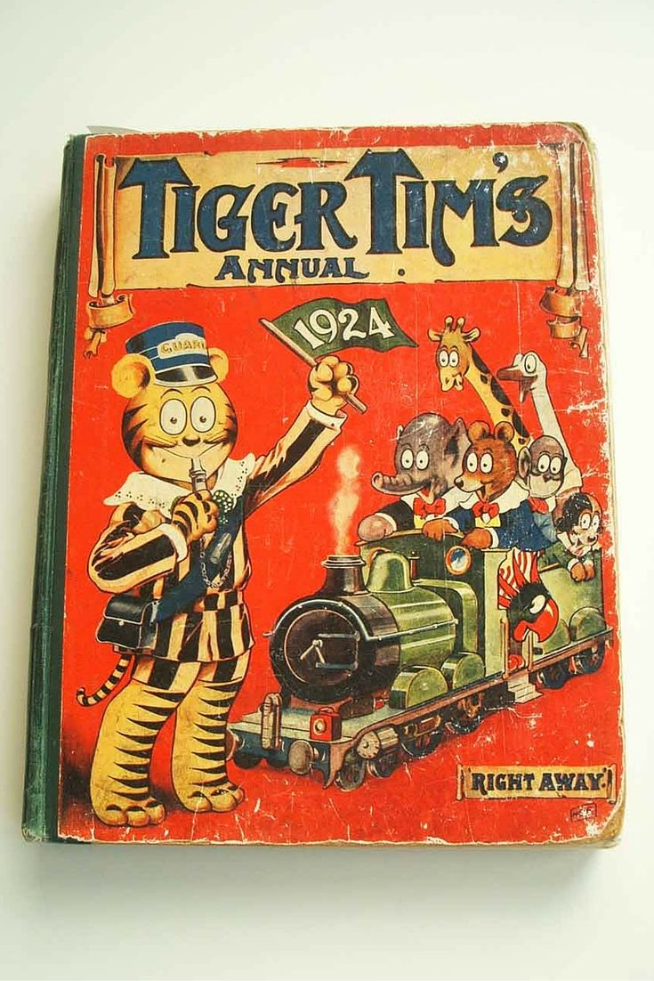 Giving Annuals or Yearbooks as gifts has been a Christmas Tradition for many decades. I bought this Tiger Tim Annual at a jumble sale a little while ago, it dates from 1924. It's amazing to think that over 90 years ago a child unwrapped the 1924 annual on Christmas Day morning. http://www.meyouandmagoo.co.uk/2015/12/giving-yearbooks-and-annuals-as-gift.html  blog post, vintage, book, nostalgia, 1920s, festive