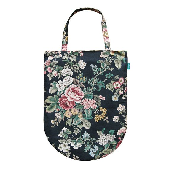 Hey, I found this really awesome Etsy listing at https://www.etsy.com/listing/249225175/floral-huge-bag-029-shoulder-cotton-tote