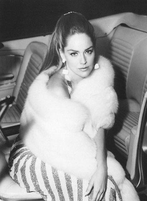 Sharon Stone in 'Casino' 1990.