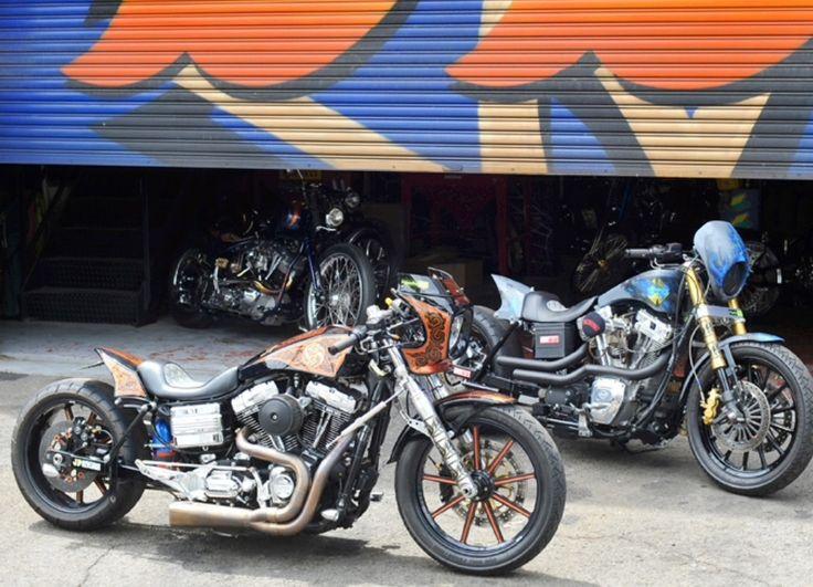 Custom Harley Street Bob >> Harley Dyna dragster   Harley Davidson Dyna Street Bob   Pinterest   Street bob, Custom street ...