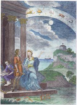 Slikovni rezultat za ancient astrology reading painting