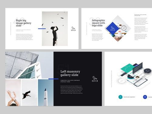 Best Top Presentation Templates Images On