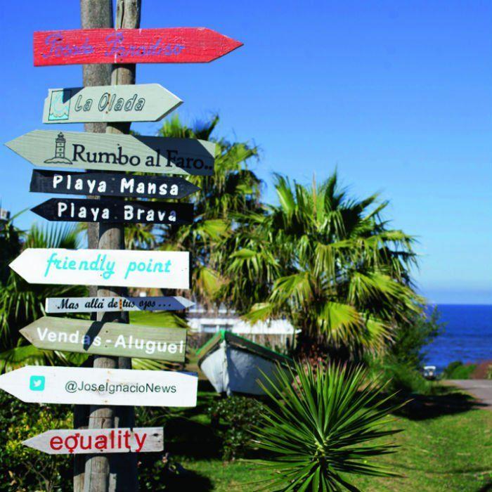 Uruguay : la plage de José Ignacio
