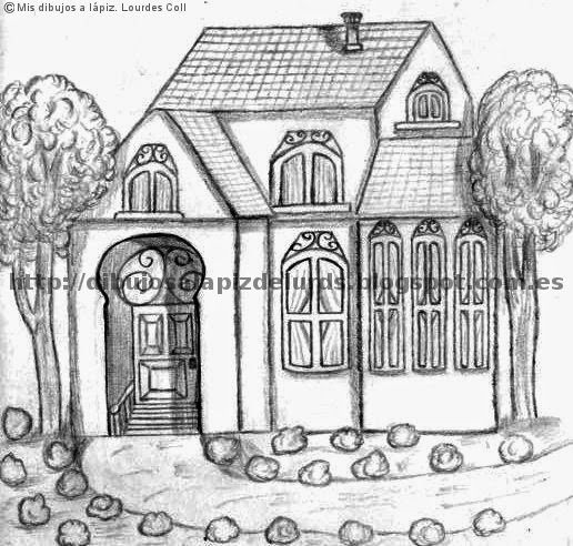 Mis dibujos a lápiz: Publicación novela