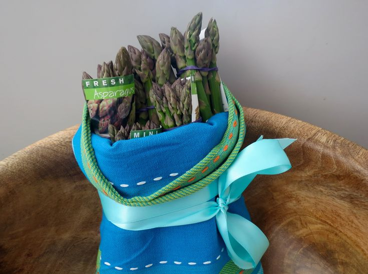 Asparagus, In My Kitchen, September 2015