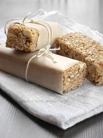 No-bake oatmeal bars