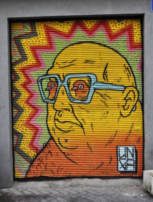 Baldy by Broken Fingaz.