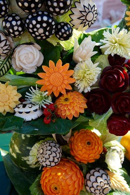 Images about veggie carving on pinterest vegetables