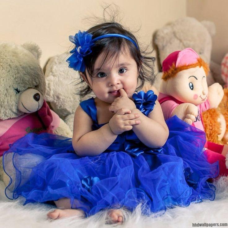 Indian Cute Baby Hd Wallpaper