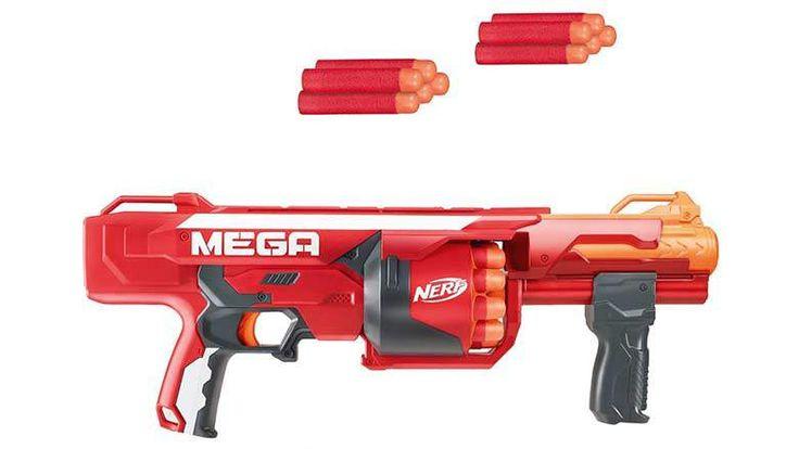 big nerf guns
