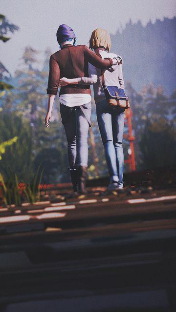 Life is Strange - great friendship