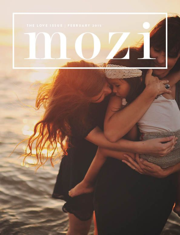 LOVE Issue   www.mozi-mag.com