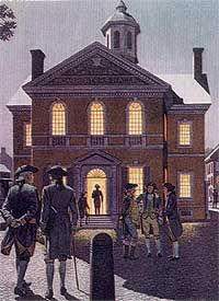 c First Continental Congress for sale at Mystic Stamp Company The cause and effects of the First Continental Congress