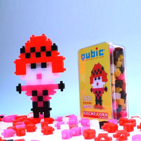 Qubic Pocketoys — Tienda Pod