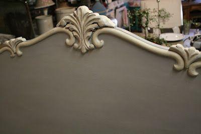 Reloved Rubbish: Paris Grey Bedroom Set