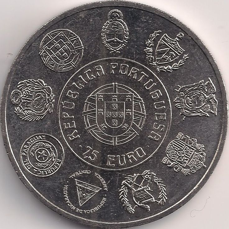 Wertseite: Münze-Europa-Südeuropa-Portugal-Euro-7.50-2015-Viriato