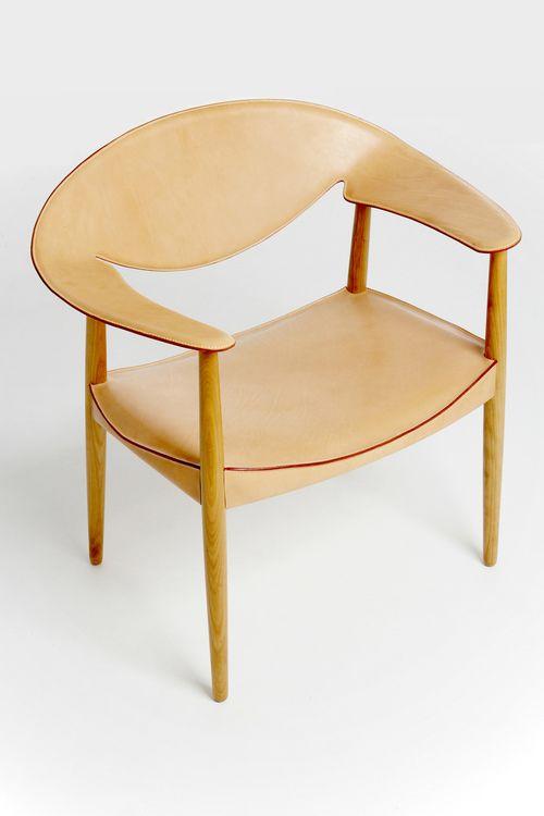 Metropolitan Chair - Larsen and Madsen