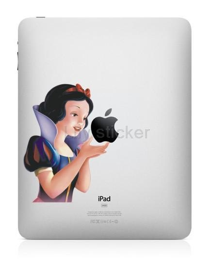 When I get an iPad, this will be my case.Decals Ipad, Vinyls Decals, Apples Decals, Stickers Ipad, White Ipad, Decals Apples, Ipad Stickers, Ipad Decals, Snow White