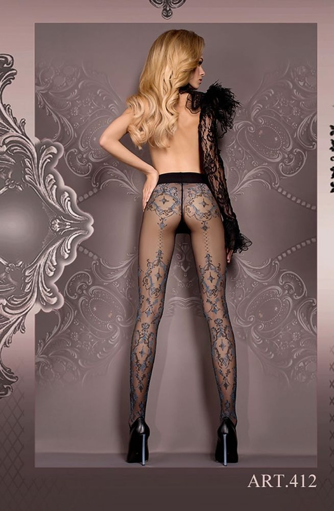 Shop discreetly for our Black Tights Hosiery Womens Lingerie Ballerina 412 UK STOCK + FREE SHIPPING #lingerie