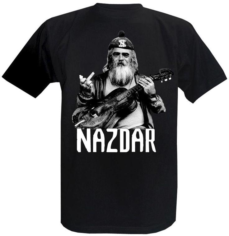 Tričko Horkýže Slíže - Nazdar